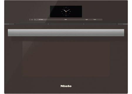 Miele - DGC6800XLTB - Single Wall Ovens