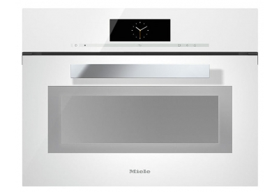 Miele - DGC6800XLWH - Single Wall Ovens