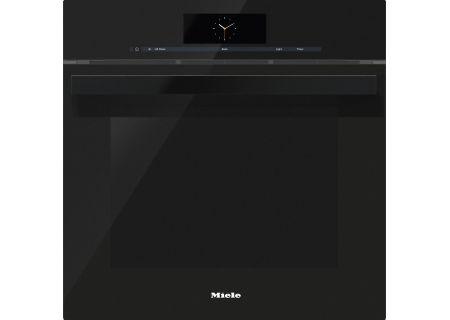 Miele - DGC6860XXLOB - Single Wall Ovens