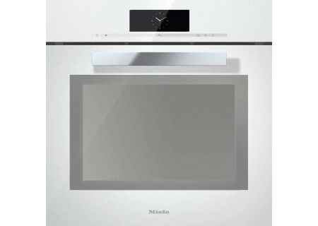 Miele - DGC6865XXLBW - Single Wall Ovens