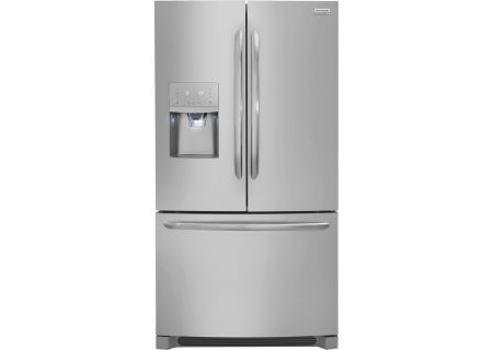 Frigidaire Gallery Stainless Steel Counter Depth French Door Refrigerator - DGHD2361TF