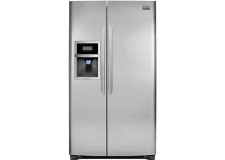 Frigidaire - DGUS2645LF - Side-by-Side Refrigerators