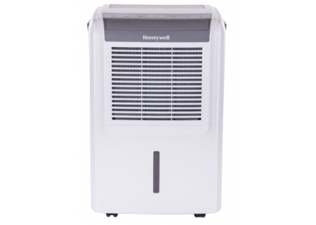 Honeywell Energy Star Certified 50-Pint White Dehumidifier - DH50W