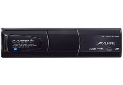 Alpine - DHAS690 - Car Stereos - Single Din