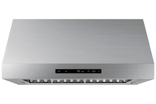 """Large image of Dacor Contemporary 36"""" Stainless Steel Wall Hood - DHD36M987WS"""