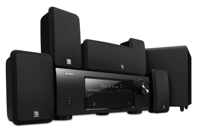 Denon - DHT-1513BA - Home Theater Systems