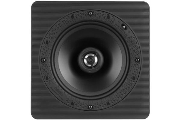 """Large image of Definitive Technology 6.5"""" Disappearing In-Wall Series Square Loudspeaker (Each) - UEYA"""