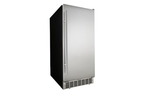 """Large image of Danby Silhouette 15"""" Stainless Steel MOSEL Built-In Ice Maker - DIM32D1BSSPR"""