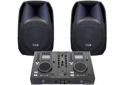 Edison - DJPRO7000 - Boomboxes & Portable CD Players