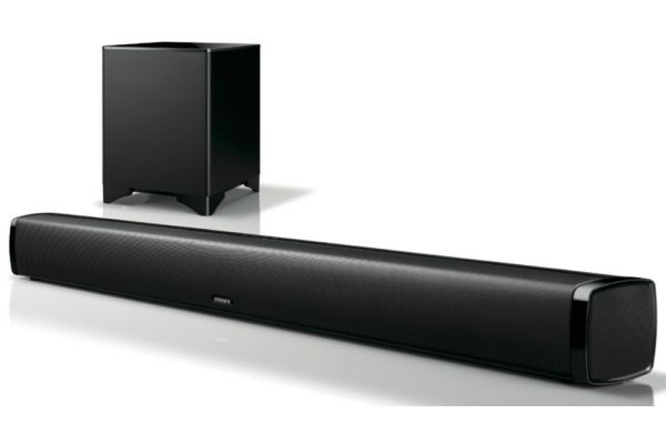 Large image of Integra Black 6.1 Soundbar System - DLB40.6
