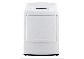 LG - DLE1001W - Electric Dryers