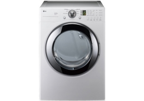 LG - DLE2101W - Electric Dryers