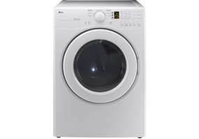 LG - DLE2140W - Electric Dryers