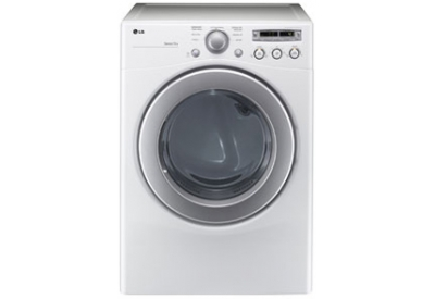 LG - DLE2250W - Electric Dryers
