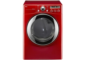 LG - DLE2350R - Electric Dryers