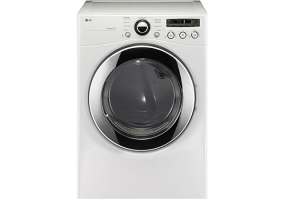 LG - DLE2350W - Electric Dryers