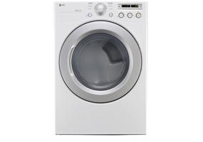 LG - DLE3050W - Electric Dryers
