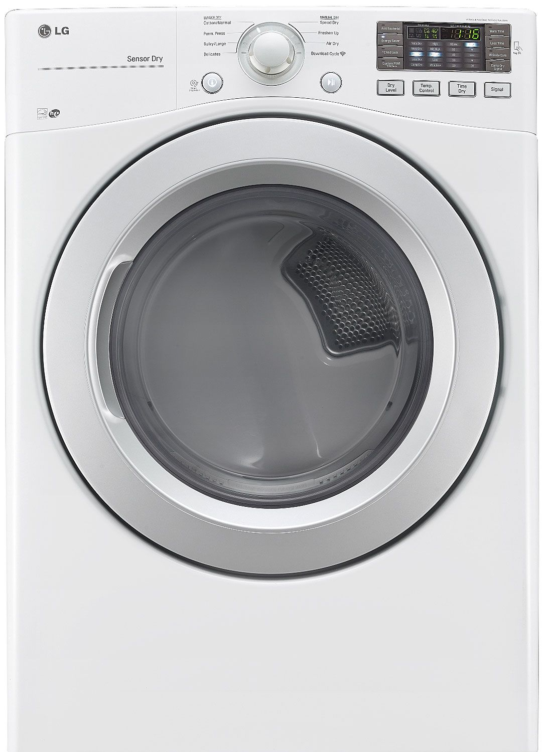 Lg Dryer Manufacture Date ~ Lg white gas dryer dlg w abt