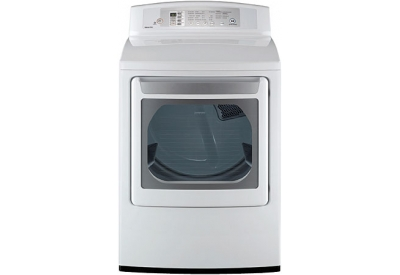 LG - DLE4801W - Electric Dryers