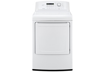 LG - DLE4870W - Electric Dryers