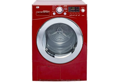LG - DLEC855R - Electric Dryers