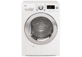 LG - DLEC855HW - Electric Dryers
