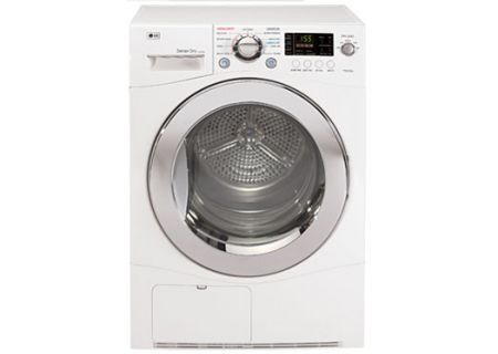 LG - DLEC855W - Electric Dryers