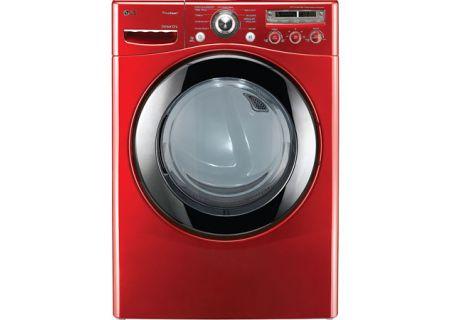 LG - DLEX2450R - Electric Dryers