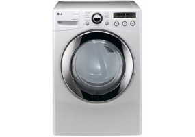 LG - DLEX2550W - Electric Dryers