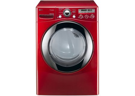 LG - DLEX2650R - Electric Dryers