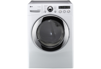LG - DLEX2650W - Electric Dryers