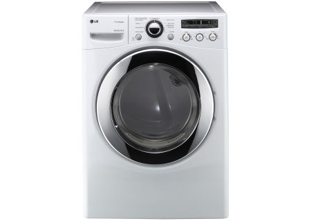 LG - DLEX2650W - Electric Dryers