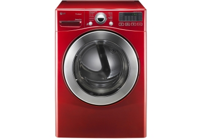 LG - DLEX3070R - Electric Dryers