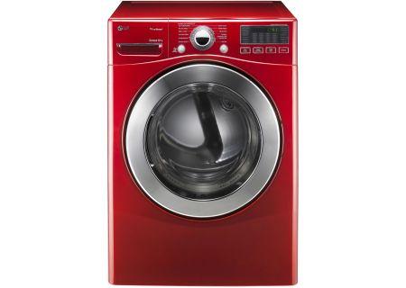 LG - DLEX3070R - Electric Dryers