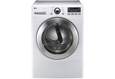 LG - DLEX3070W - Electric Dryers