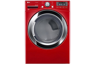 LG - DLEX3370R - Electric Dryers