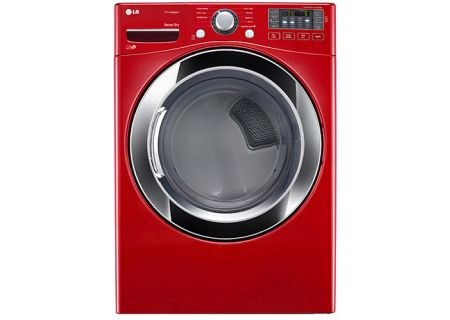 LG - DLEX3370R - Electric Dryers