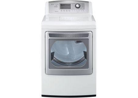 LG - DLEX5170W - Electric Dryers