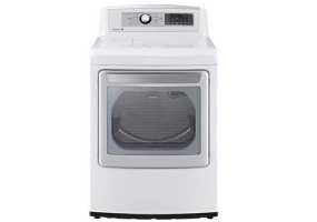 LG - DLEX5680W - Electric Dryers