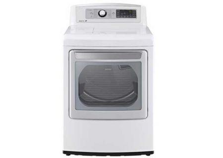 LG - DLEX5680W - Electric Dryers