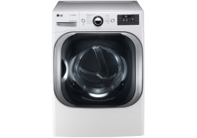 LG - DLEX8000W - Electric Dryers