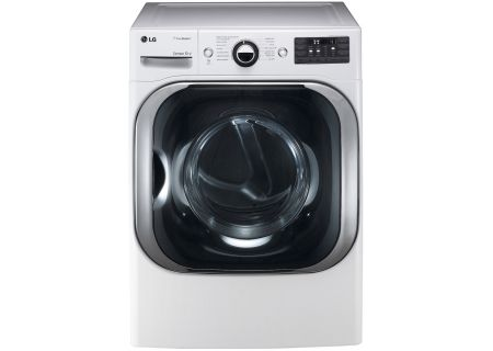 LG - DLEX8000W - Electric Dryers
