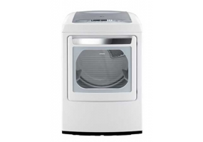 LG - DLEY1201W - Electric Dryers