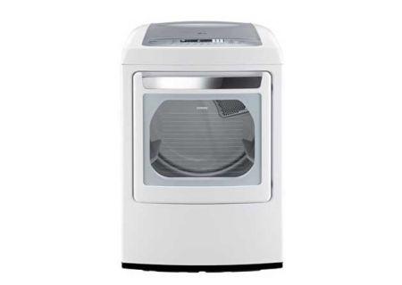 LG - DLEY1201W - Electric Dryers