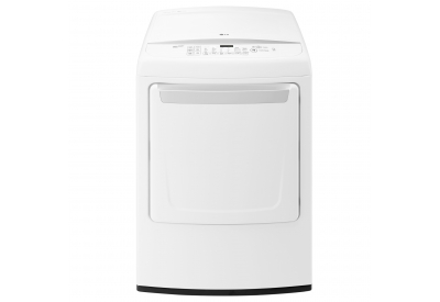 LG - DLE1501W - Electric Dryers