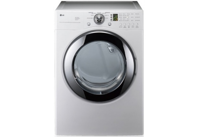 LG - DLG2102W - Gas Dryers