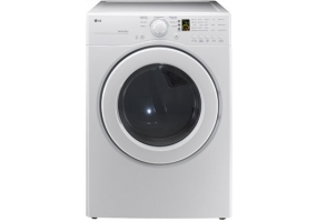 LG - DLG2141W - Gas Dryers