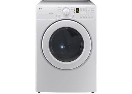 LG - DLG2141W - Gas Dryers