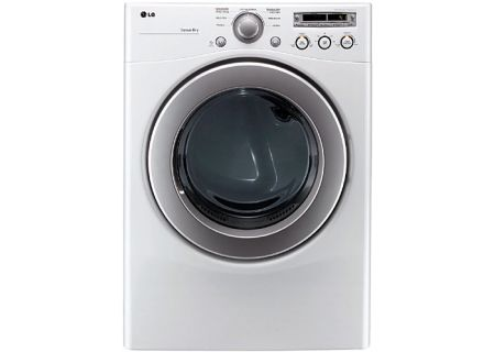 LG - DLG2251W - Gas Dryers