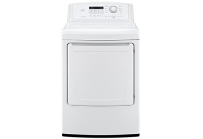 LG - DLG4871W - Gas Dryers